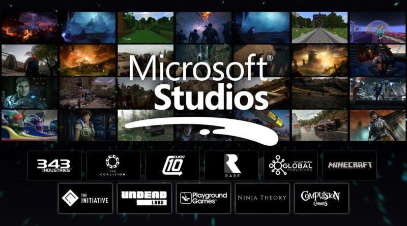 Xbox Microsoft Studios E3 - 2018