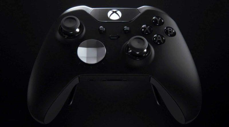Xbox One X Elite Controller V2
