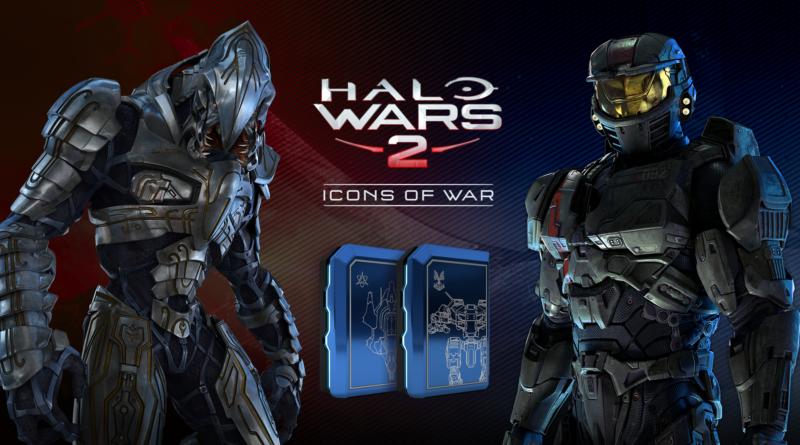 Halo Wars 2 - Icons of War - Key - Art - Xboxdev.com