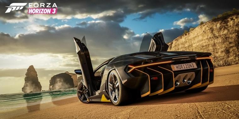 Forza Horizon 3 Screenshots - E3 2016 - Artwork Xboxdev.com