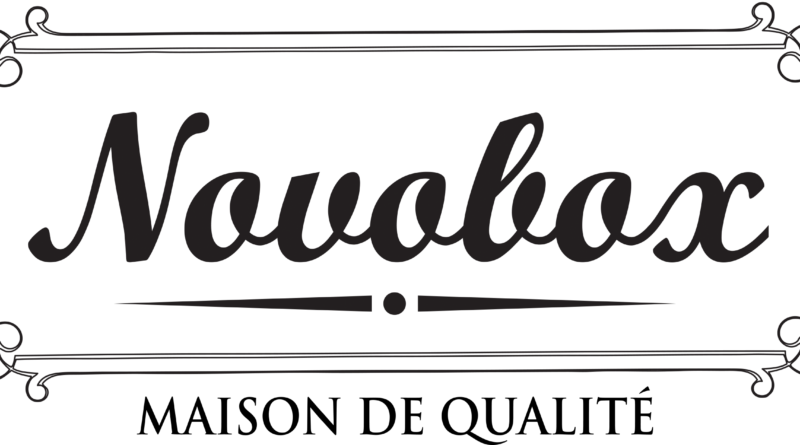 Novobox - Logo xboxdev.com