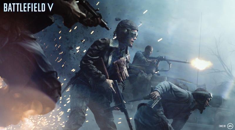 Battlefield V - The Company - XboxDev.com