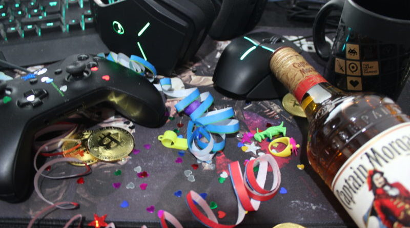 Silvester - New Year - Xbox - Controller - XboxDev.com - Party