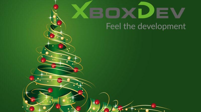 xboxdev - christmas tree - xboxdev.com