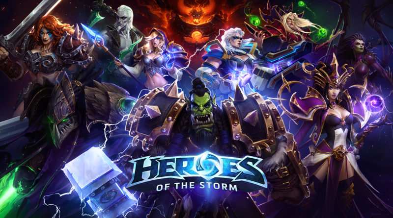 hereos of the storm - world championchip - xboxdev.com