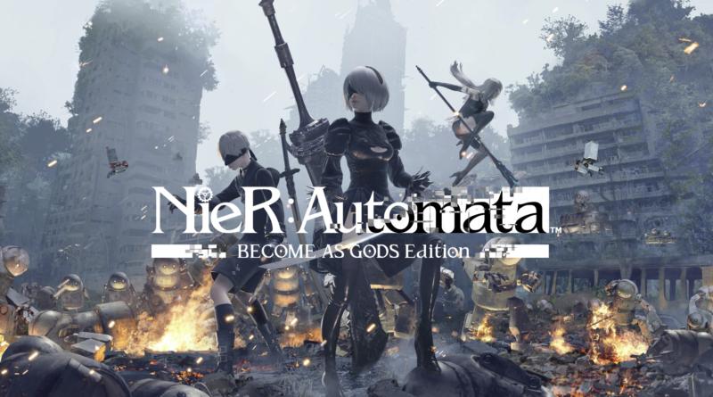 NieR-Automata - xboxdev.com