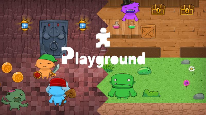 unity playground - teaser - xboxdev.com playground logo