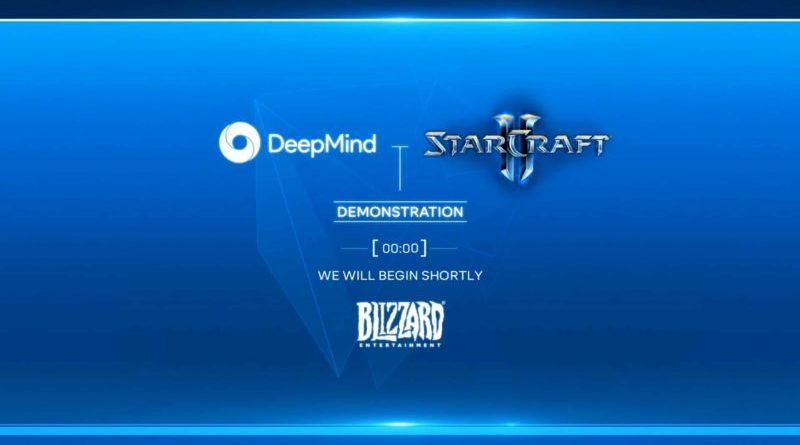 Deepmind - Starcraft 2 - Demonstration - xboxdev.com - Blizzard