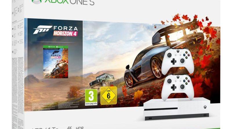 Microsoft - Xbox one s - 1TB - Forza Horizon 4 - Bundle