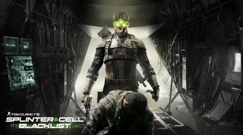 splinter cell - blacklist - Cover - xboxdev.com - sam fisher