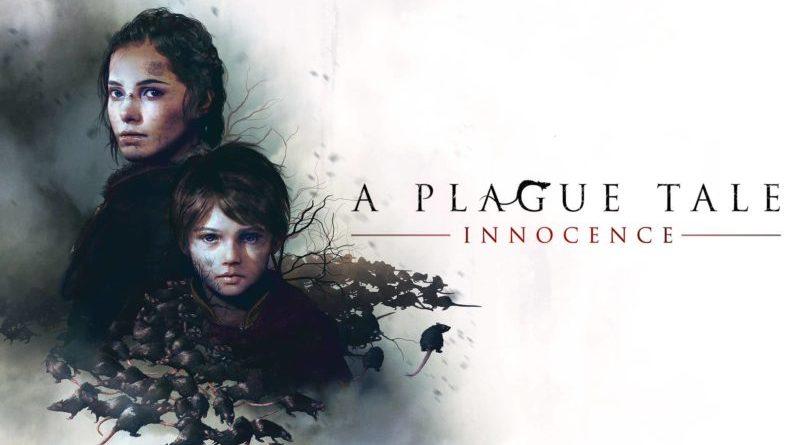 A Plague Tale Innocence - Cover - FHD
