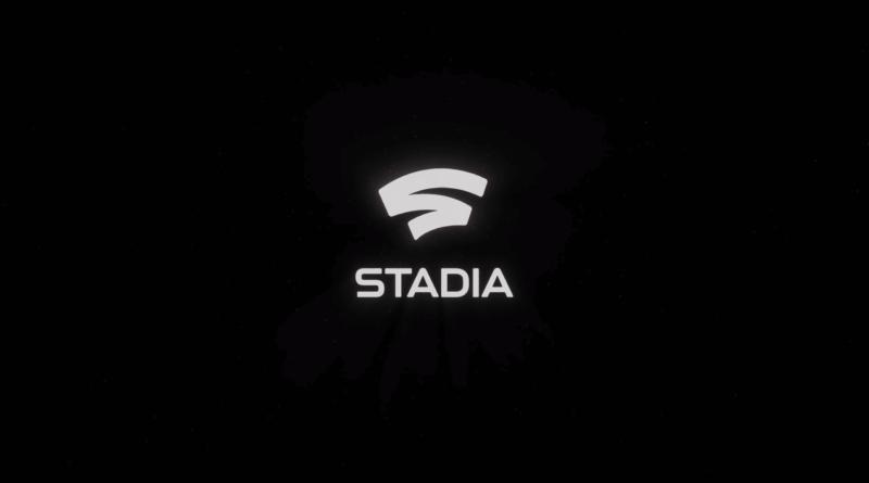 Stadia Logo Black