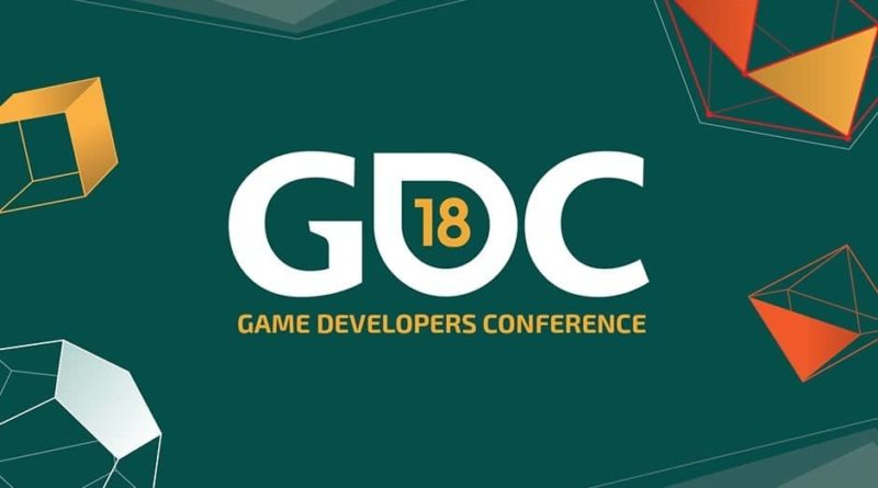GDC2018 - Games Developer Conference
