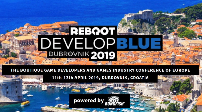 Reboot Develop Blue 2019