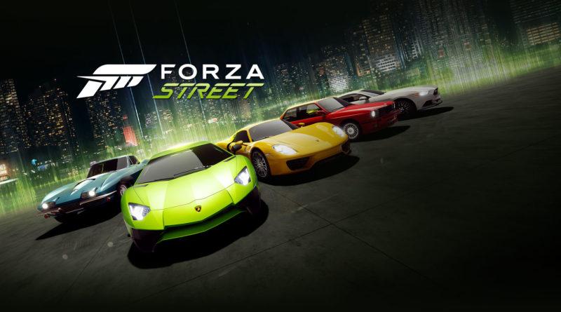 Forza Street - Cover - XboxDev - Microsoft - Turn 10 Studios