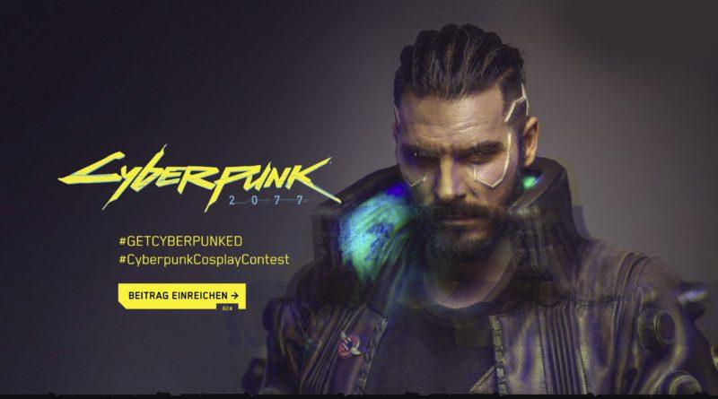 cyberpunk 2077 - cosplay - wettbewerb - challenge