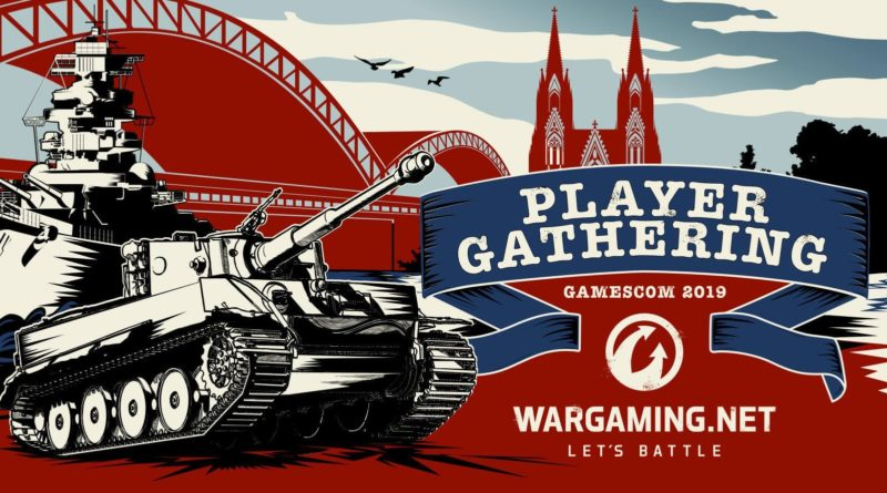 Wargaming - Player Gathering - Gamescom 2019