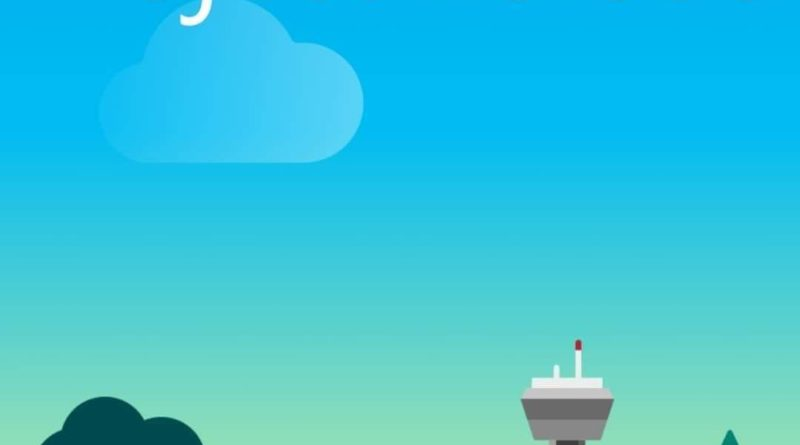 xCloud welcome screen