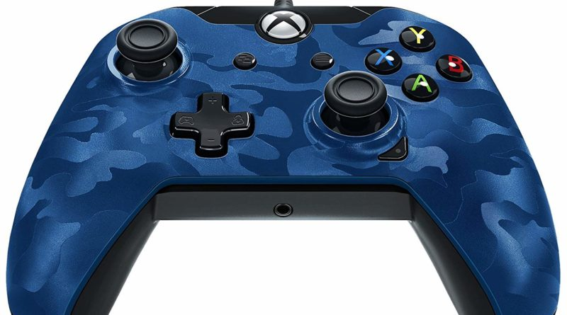 pdp controller - front