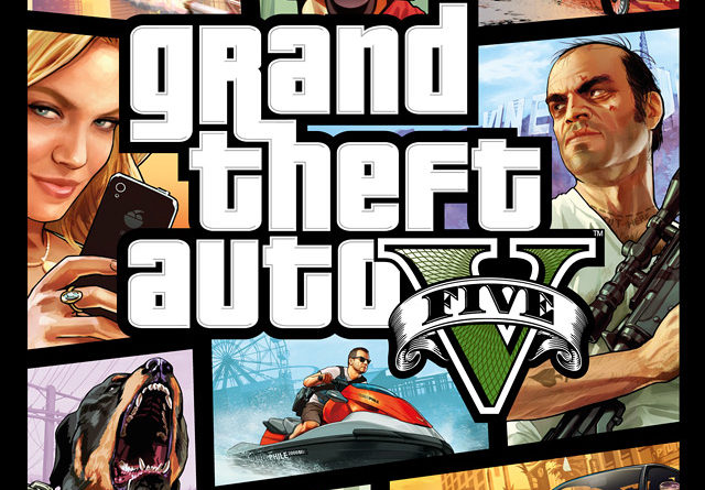 GTA 5 - Cover - Rockstar Games