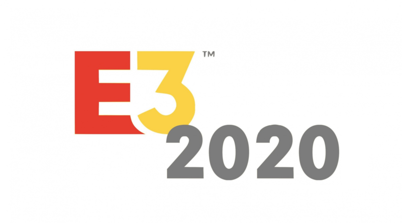 E3 -2020 - not original logo