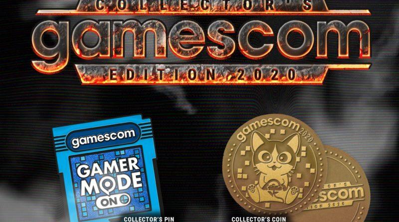 gamescom 2020 COLLECTOR