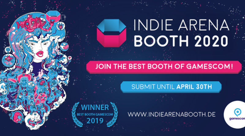 indie booth 2020 - gamescom 2020