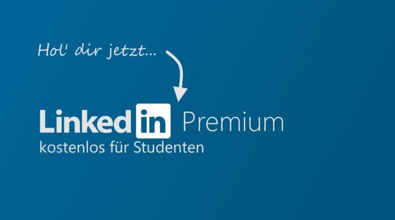 LinkedIn Premium Studenten