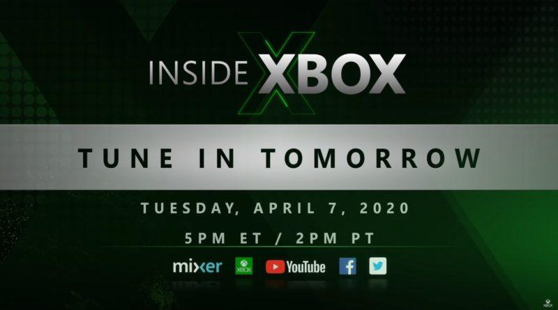 inside xbox - april 2020