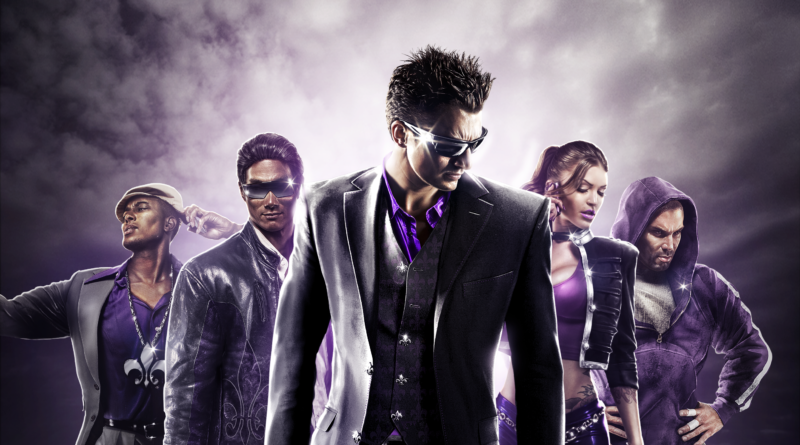 Saints Row - Cover Angel - THX - Kochmedia
