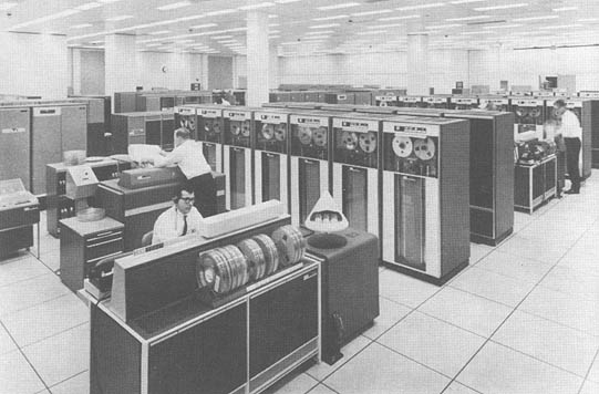 IBM 7094s Mainframe - Nasa