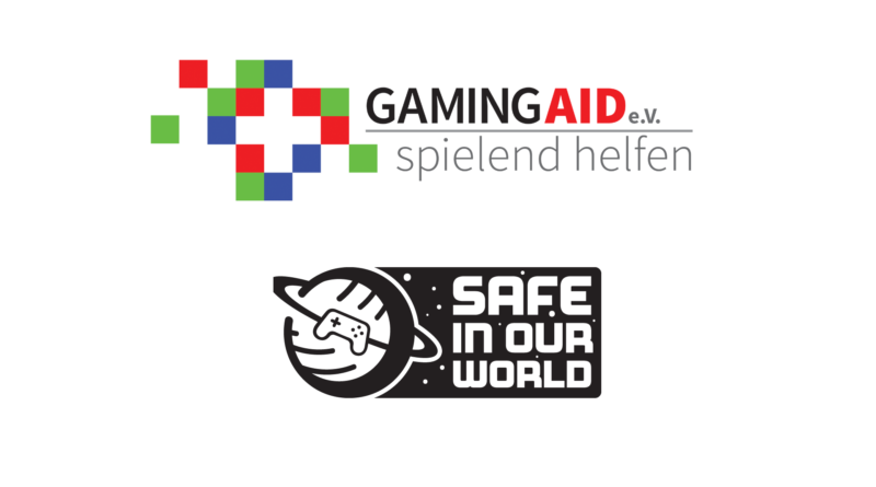 gaming aid joins safe in our world
