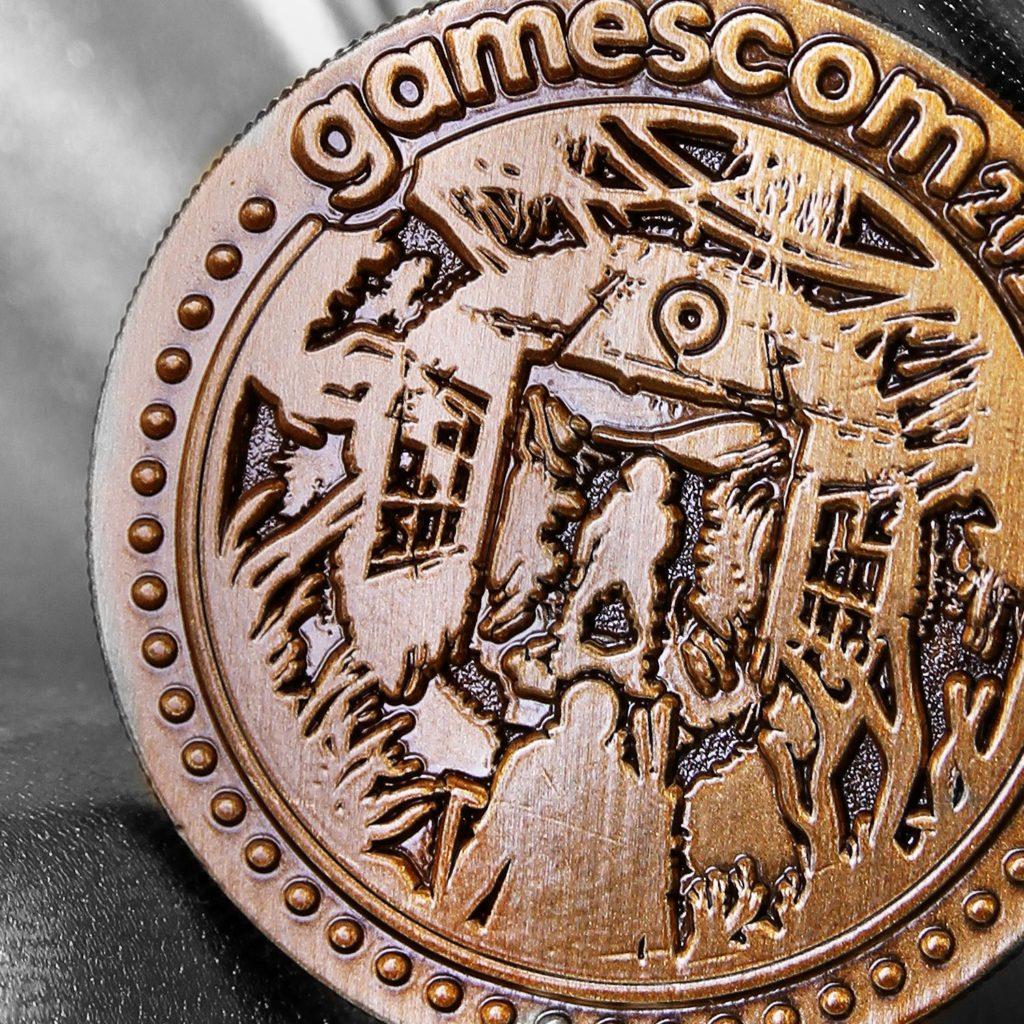 gamescom 2020 COLLECTORSEDITION 2020 APRIL COIN
