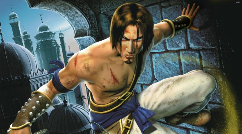 Prince of Persia - Sands of Time wallpaper