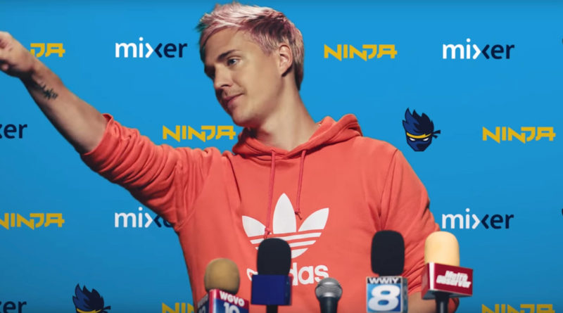 fortnite - Ninja - mixer