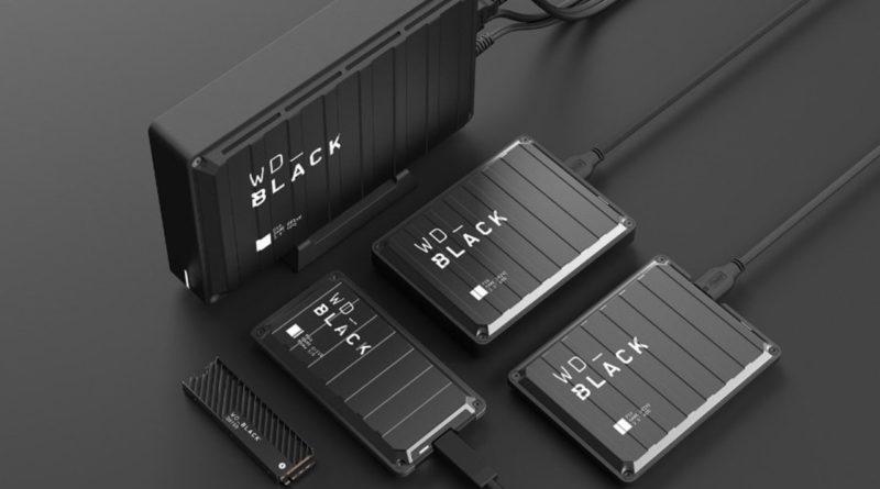 WD_BLACK - Series