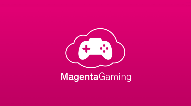 MagentaGaming - Cover
