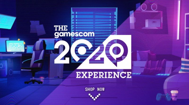 gamescom 2020 - Experience - Shop Image