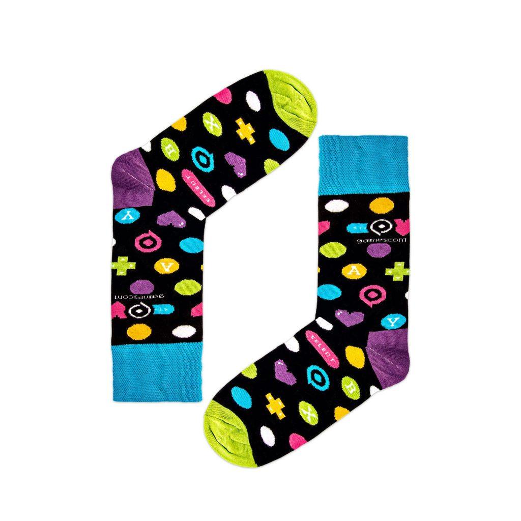 Socks COLOR DOTS