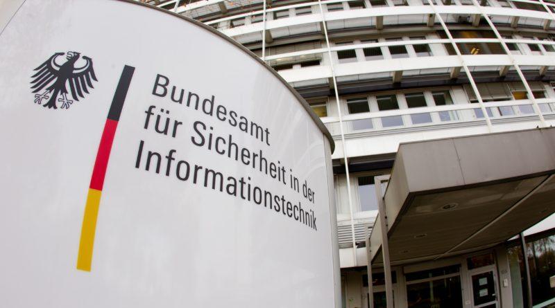 BSI - Gebäudeeingang