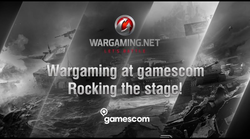 wargaming - gamescom 2020