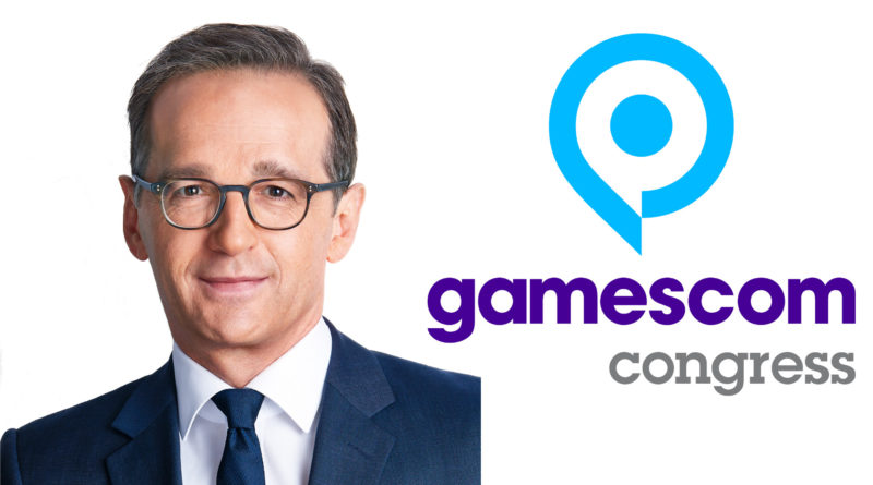 gamescom congress - heiko maas