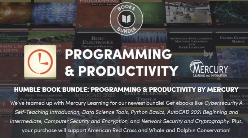 Humble Bundle - Progoramming & Productivity