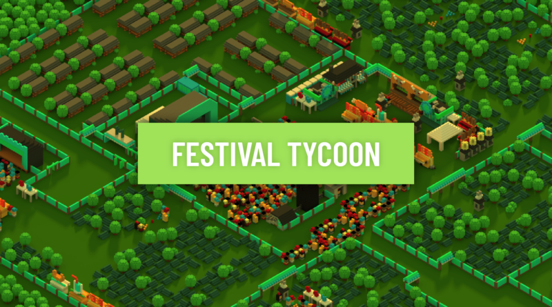 Festival Tycoon - cover