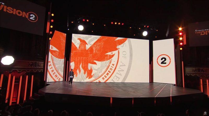 The Division 2 - E3 - Conference