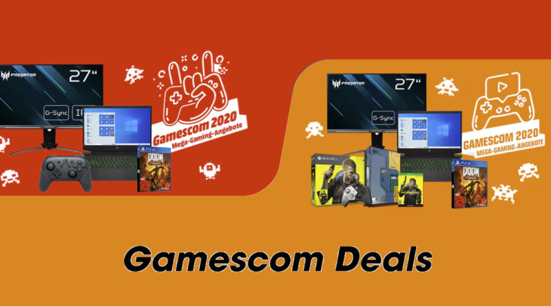 gamescom deals