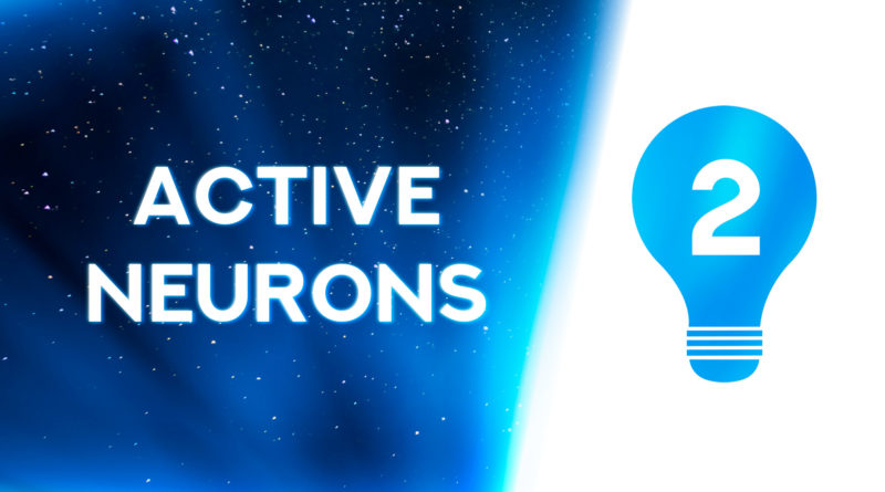 Active Neurons 2 - Cover