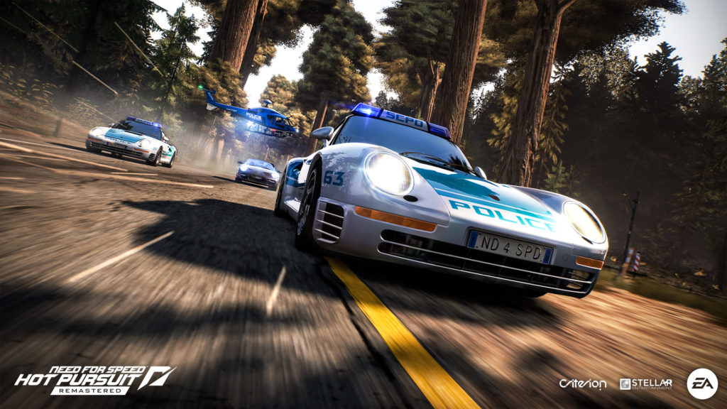 Need for Speed - Remastered
