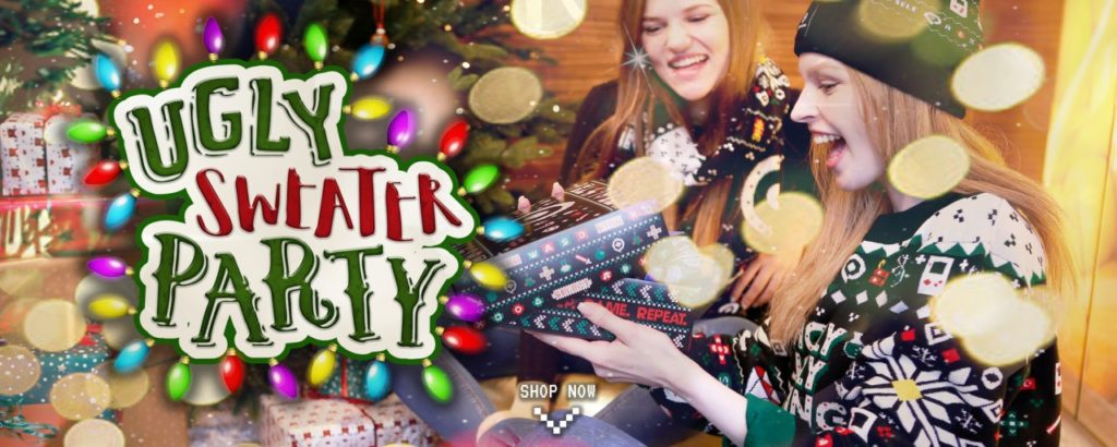 gamescom 2020 - ugly sweater party