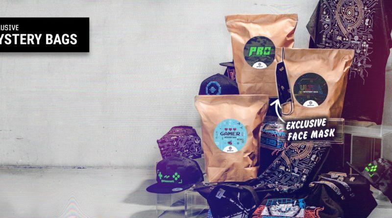 gamescom 2020 - christmas mystery bags